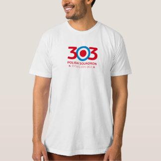 Escadron polonais 303 t-shirt