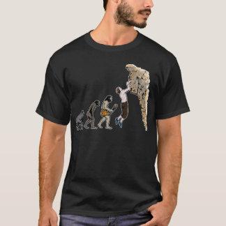 Escalade de roche t-shirt
