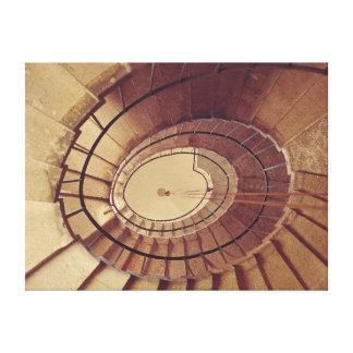 Escalier intérieur, 1560-61 toiles