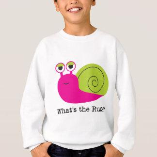 Escargot ce qui est les T-shirts et les cadeaux de