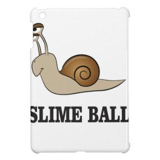 escargot de boule de boue coque iPad mini