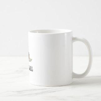 escargot de boule de boue mug