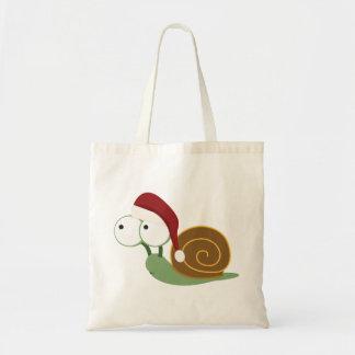 Escargot de Père Noël Sac