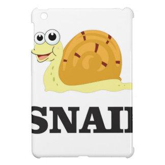 escargot gai étui iPad mini