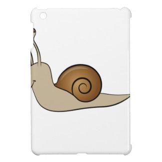 escargot solitaire ouais coque iPad mini