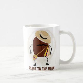 Esclave à l'haricot mug