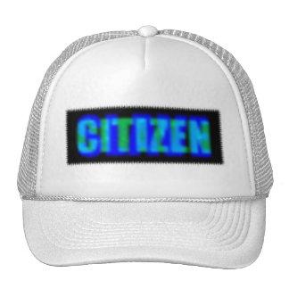 Esclave de citoyen casquette trucker
