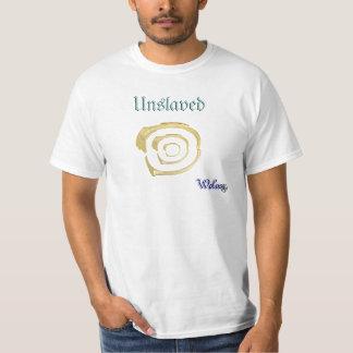 esclave de salaire pas plus t-shirts