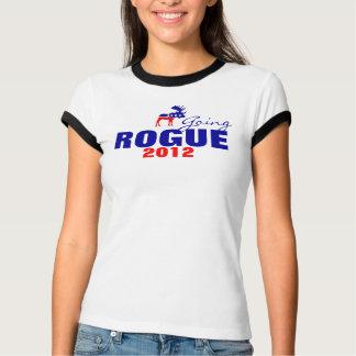 Escroc allant 2012 t-shirt