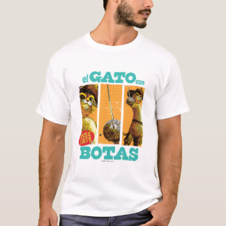 Escroquerie Botas d'EL Gato T-shirt