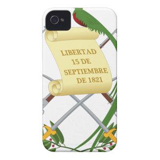 Escudo de armas de Guatemala - manteau des bras Coque Case-Mate iPhone 4