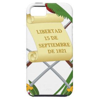 Escudo de armas de Guatemala - manteau des bras Coques iPhone 5 Case-Mate