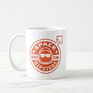 Espacez l'ÉQUIPE de Hipsters® MARS tasse de café