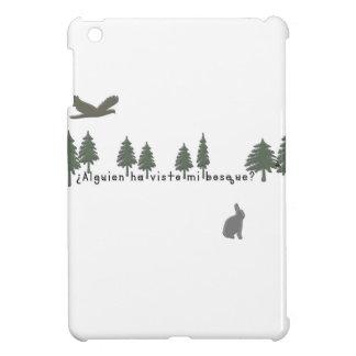 Espagnol-Forêt Coques Pour iPad Mini