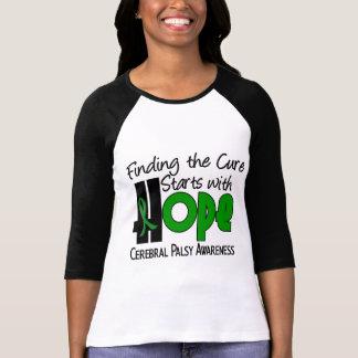 ESPOIR 4 d'infirmité motrice cérébrale T-shirt