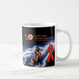 Espoir au-dessus de la foudre CRPS/RSD Myste de Mug