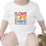 Espoir de la vie d'amour - maladie de Gaucher de Body Pour Bébé