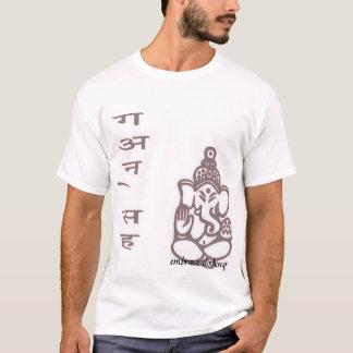 espoir d'étreinte (ganesh) t-shirt