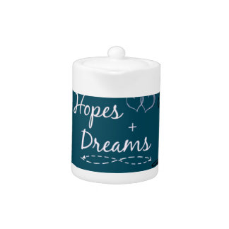 Espoir+tasse rêveuse
