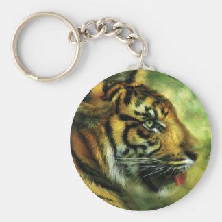 Esprit de l art Keychain de tigre