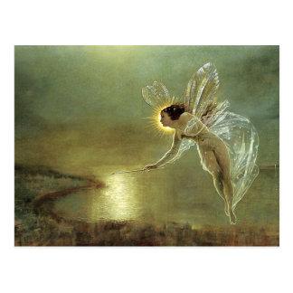 Esprit de la nuit par John Atkinson Grimshaw Carte Postale