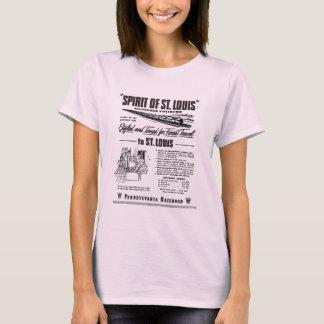 Esprit de PRR Streamliner de St Louis T-shirt