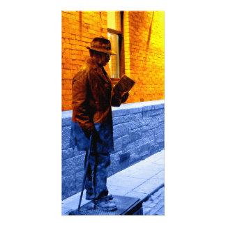 esprit d'or - gound bleu photocartes