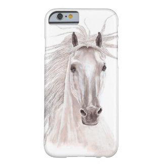 Esprit du cheval de vent - cru coque iPhone 6 slim