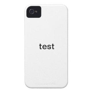 essai coque iPhone 4 Case-Mate