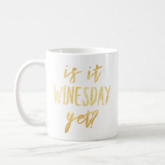 Est-ce Winesday encore ? Tasse
