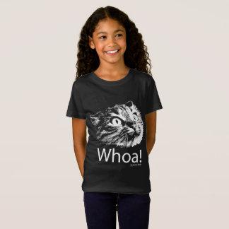 Est c'un chat sur votre chemise ? ! T-Shirt