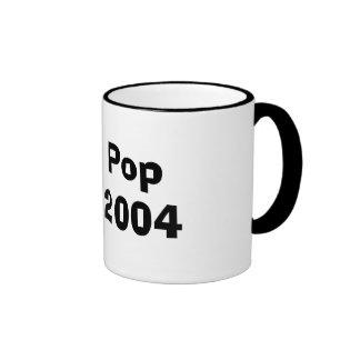 Est de bruit de bruit. 2004 mug ringer