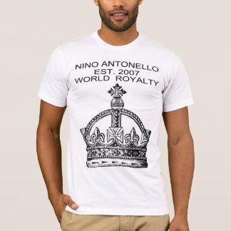 Est de Nino Antonello. PIC 2007 de couronne de T-shirt