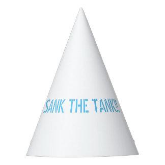 EST DESCENDU le casquette de partie de RÉSERVOIR Chapeaux De Fètes
