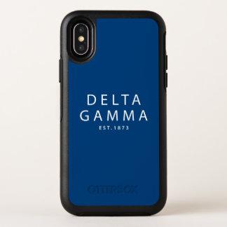 Est du gamma | de delta. 1873