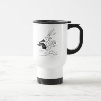 ™ et DAFFY DUCK™ de BUGS BUNNY Mug De Voyage