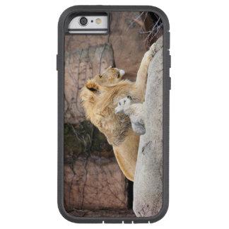 Et le lion se couchera avec l'agneau coque iPhone 6 tough xtreme