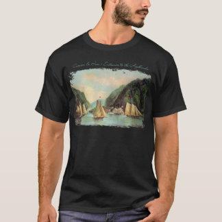 Et   le T-shirt des hommes du fleuve Hudson