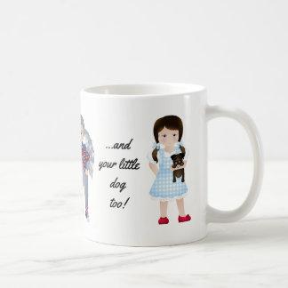 Et votre petit chien aussi ! Tasse de café