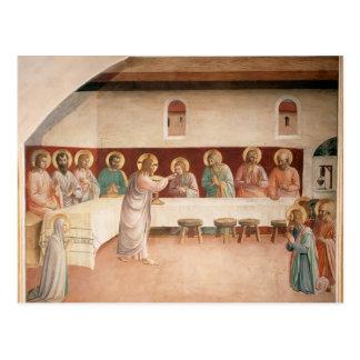 Établissement d'ATF Angelico- de l'eucharistie Carte Postale