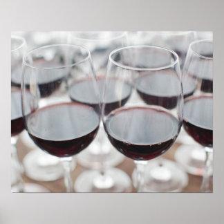 Établissement vinicole de Bodega Marques de Riscal Poster