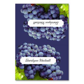 Établissement vinicole/vignoble de raisins