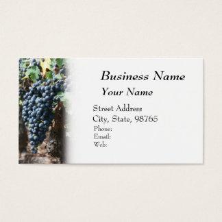Établissement vinicole, vin, vignoble cartes de visite