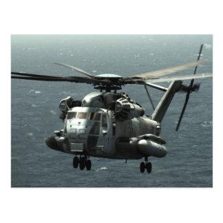 Étalon superbe de CH-53E Carte Postale