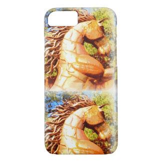 étalons de mustang coque iPhone 7