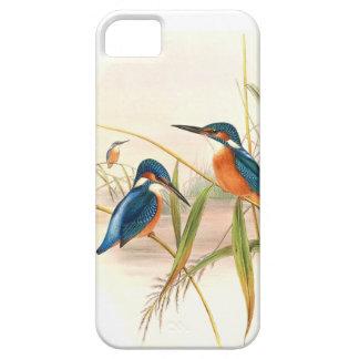 Étang d'animaux de faune d'oiseaux de étui iPhone 5