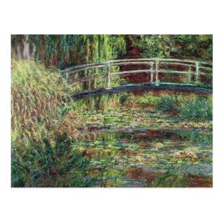 Étang de nénuphar de Claude Monet | : Harmony Carte Postale