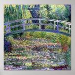 Étang de nénuphar de Monet-The Poster