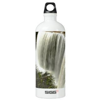 Étape de l'eau de nature