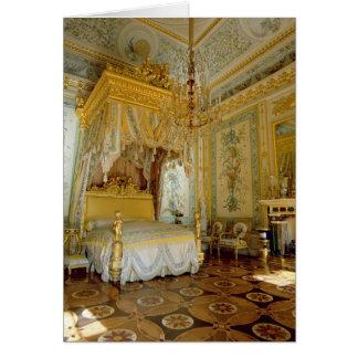 État de Grande -Duchesse Maria Feodorovna Carte De Vœux